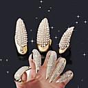 ieftine Cercei-3 pcs Bijuterie unghii nail art pedichiura si manichiura Zilnic Glitters / Modă / Unghiul de bijuterii