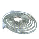 hesapli LED Modülleri-12m 720 LED'ler 5050 SMD Sıcak Beyaz / Beyaz / Mavi Su Geçirmez 220 V / IP65