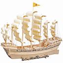 رخيصةأون كماشة-تركيب خشبي النماذج الخشبية سفينة المستوى المهني خشب 1 pcs للأطفال للبالغين للصبيان للفتيات ألعاب هدية