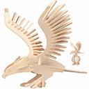 ieftine Benzi Lumină LED-Puzzle Lemn Vultur nivel profesional De lemn 1pcs Pentru copii Băieți Cadou