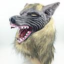 ieftine USB Flash Drives-Mască de Halloween Măscă de Carnaval Cap Lup Teme Horor Latex Cauciuc 1pcs Bucăți Adulți Cadou