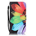 cheap Drawing & Writing Instruments-Case For Apple iPhone 7 / iPhone 6 / iPhone 5 Case Wallet / Card Holder / with Stand Full Body Cases Flower Hard PU Leather for iPhone 7 Plus / iPhone 7 / iPhone 6s Plus