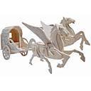 رخيصةأون واقيات شاشات Xiaomi-لعبة سيارات تركيب خشبي عربة حصان المستوى المهني خشب 1 pcs للصبيان للفتيات ألعاب هدية