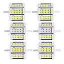 Buy 10W R7S LED Floodlight Tube 24 SMD 5730 880 lm Warm White / Cool Decorative AC85-265 V