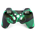 abordables Accesorios para PS3-Game Controller Case Protector Para Sony PS3 ,  Novedades Game Controller Case Protector Silicona 1 pcs unidad