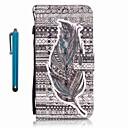 tanie Etui / Pokrowce do Samsunga Galaxy J-Kılıf Na Samsung Galaxy A5(2016) A3(2016) Etui na karty Portfel Z podpórką Pełne etui Pióra Twarde Skóra PU na A5(2016) A3(2016)