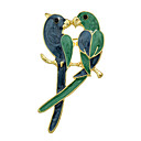 cheap Brooches-Women's Brooches - Fashion Brooch Gold / Green For Party / Special Occasion / Birthday