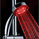 economico Soffioni da docca LED-colore della doccia ad acqua con doccetta a led ad alta qualità
