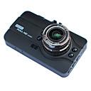 Недорогие Динамики-A11L 720p / HD 1280 x 720 / 1080p HD Автомобильный видеорегистратор 140° / 170° Широкий угол 3 дюймовый LTPS Капюшон с Ночное видение /