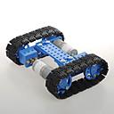 Χαμηλού Κόστους Ρομπότ και αξεσουάρ-καβούρι βασίλειο diy τεχνολογία δεξαμενή συναρμολόγησης της παραγωγής με τηλεχειριστήριο υψηλής ροπής δεξαμενή μικρό κομμάτι 24