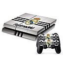 Χαμηλού Κόστους Αξεσουάρ PS4-B-SKIN PS4 PS/2 Τσάντες, Θήκες και Καλύμματα - PS4 Πρωτότυπες #