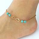 hesapli Yüzükler-Ayak bileziği - Moda Altın Uyumluluk Günlük / Kadın's