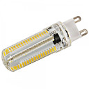 abordables LED à Double Broches-ywxlight® e14 g9 g4 e17 e12 ba15d e11 10w 152led 3014smd led lumières de maïs blanc chaud blanc froid 360 angle de faisceau led lampe ampoule