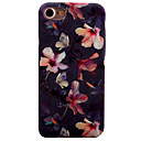 baratos Capinhas para iPhone-CaseMe Capinha Para Apple iPhone 8 / iPhone 8 Plus / iPhone 7 Estampada Capa traseira Flor Rígida PC para iPhone 8 Plus / iPhone 8 / iPhone 7 Plus