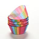 hesapli Fırın Araçları ve Gereçleri-Bakeware araçları Kağıt Çevre-dostu / Kendin-Yap Cupcake / Tart / Tomurcuklanan Tepsi