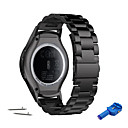 cheap Board Games-Watch Band for Gear S3 Frontier / Gear S3 Classic Samsung Galaxy Sport Band Metal / Stainless Steel Wrist Strap