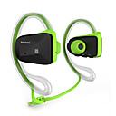 voordelige Headsets & Hoofdtelefoons-BT4.0 In het oor Draadloos Hoofdtelefoons Dynamisch Muovi Sport & Fitness koptelefoon HIFI / Met volumeregeling / met microfoon