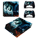 economico Accessori PS4-B-SKIN Custodia adesiva Per PS4 ,  Custodia adesiva PVC 1 pcs unità