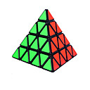 cheap Magic Cubes-Magic Cube IQ Cube QI YI Feng Alien 3*3*3 4*4*4 Smooth Speed Cube Educational Toy Puzzle Cube Smooth Sticker Novelty Children's Toy Boys' Gift