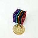 ieftine Benzi Lumină LED-216 pcs Jucării Magnet bile magnetice Lego Super Strong pământuri rare magneți Magnet Neodymium Magnet Calitate superioară Pentru copii / Adulți Băieți Fete Jucarii Cadou