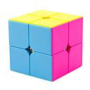 hesapli Sihirli Küp-Rubik küp YONG JUN 2*2*2 Pürüzsüz Hız Küp Sihirli Küpler bulmaca küp profesyonel Seviye Hız Dörtgen Yeni Yıl Çocukların Günü Hediye