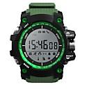 Χαμηλού Κόστους Ανδρικά ρολόγια-YYXR05 Άντρες Έξυπνο ρολόι Android iOS Bluetooth Αθλητικά Οθόνη Αφής Θερμίδες που Κάηκαν Μεγάλη Αναμονή Εντοπισμός απόστασης Παρακολούθηση Δραστηριότητας Παρακολούθηση Ύπνου Υψομετρητής Βαρόμετρο