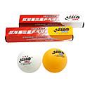 hesapli Fitness Aksesuarları-6 Ping Pang/Masa Tenisi Topu Plastik Yüksek Elastikiyet