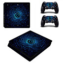 economico Accessori PS4-B-SKIN Custodia adesiva Per PS4 Slim ,  Custodia adesiva PVC 1 pcs unità