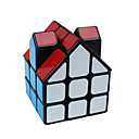 cheap Dog Clothing & Accessories-Rubik's Cube Alien Smooth Speed Cube Magic Cube Puzzle Cube Smooth Sticker House Kid's Adults' Toy Unisex Boys' Girls' Gift