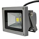hesapli LED Yer Işıkları-HKV 10W LED Yer Işıkları Ayarlanabilir Kolay Kurulum Su Geçirmez Açık Hava Aydınlatma Garaj/Otopark Kiler/Çamaşır Odası Sıcak Beyaz Serin