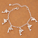 cheap Rings-Women's Charm Bracelet - Animal Fashion Bracelet Silver For Party