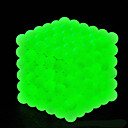 cheap Magnet Toys-216 pcs 5mm Magnet Toy Magnetic Balls Building Blocks Super Strong Rare-Earth Magnets Stress and Anxiety Relief Office Desk Toys Glow in the Dark Adults' / Children's Boys' Girls' Toy Gift / DIY