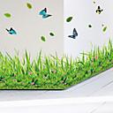 رخيصةأون ملصقات ديكور-حيوانات أزياء النباتية ملصقات الحائط لواصق حائط الطائرة لواصق حائط مزخرفة, الفينيل تصميم ديكور المنزل جدار مائي جدار زجاج / الحمام
