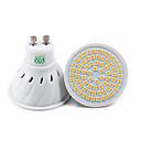 baratos Lâmpadas de Foco de LED-YWXLIGHT® 7W 500-700lm GU10 GU5.3(MR16) E26 / E27 Lâmpadas de Foco de LED 72 Contas LED SMD 2835 Decorativa Branco Quente Branco Frio