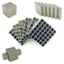 cheap Magnet Toys-216 pcs 3mm Magnet Toy Building Blocks / Magic Cube / Puzzle Cube Magnetic Adults' Gift