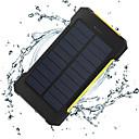 Недорогие Чехлы и кейсы для Galaxy S6 Edge-8000 mAh Назначение Внешняя батарея Power Bank 5 V Назначение 1 A / 2 A Назначение Зарядное устройство Подсветка / Несколько разъемов / Зарядка от солнца