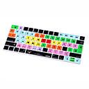 hesapli Mac Klavye Kılıfları-Xskn® avid medya bestecisi kısayol silikon klavye cilt sihirli klavye 2015 sürümü için (bize / eu düzeni)