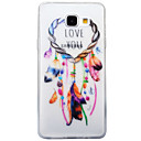 Buy Samsung Galaxy A3 (2016) A5 Case Cover Wind Chimes Pattern High Transparent TPU Material IMD Craft Mobile Phone (2017)