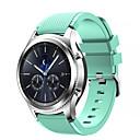 Buy 22mm Samsung Gear S3 Fashion Sports Silicone Bracelet Watch Strap Band