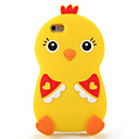 cheap iPhone Cases-Case For Apple iPhone 7 / iPhone 7 Plus Pattern Back Cover 3D Cartoon Soft Silicone for iPhone 7 Plus / iPhone 7 / iPhone 6s Plus