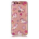 Buy Huawei P8 Lite (2017) P10 TPU Material IMD Process Unicorn Pattern Phone Case P9