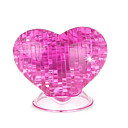 abordables Les Enfants de la Maison-Puzzles 3D Puzzles en Cristal Roses Cœur Amusement Plastique Classique Enfant Unisexe Cadeau