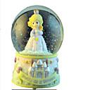 preiswerte Körperschmuck-Spieluhr Sphäre Zylinderförmig Freizeit Hobbys Glas Harz keine Angaben