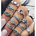 cheap Rings-Women's - Alloy Vintage One Size Gold / Silver For Daily