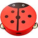 preiswerte Entspannungsspielzeug-Tambourin Knete Kreisförmig Unisex
