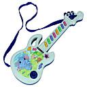 hesapli Büyüteçler-Gitar Eğitici Oyuncak Keman Gitar Dikdörtgen Plastikler Sevimli Hudební nástroje hračky Çocuklar için Unisex Hediye