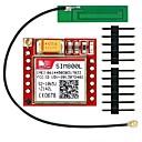 hesapli Anakartlar-Sim800l ipex dört bantlı gprs gsm koparma modülü 3g anten