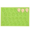 ieftine Carcase / Huse de Xiaomi-Instrumente de coacere Cauciuc siliconat / silicagel / Silicon Măsurătoare / Instrumentul de coacere / #D Tort / Biscuiți / Cupcake Materiale pentru torturi