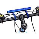 رخيصةأون مصدات الدراجة-31.8 mm موسع مقود الدراجة حامل كشاف خفة الوزن أداة حامل وصلة امتداد إلى دراجة الطريق دراجة جبلية TT سبيكة ألومنيوم أحمر أسود أزرق