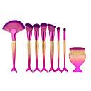 hesapli Makyaj ve Tırnak Bakımı-8pcs Makyaj fırçaları Profesyonel Fırça Setleri Sentetik Saç / Suni Fibre Fırça Çağdaş / Zarif & Lüks